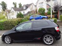 (06) HONDA Civic Type-R i-VTEC PREMIER 1 OWNER, GENUINE 60K MILES, 9 STAMPS, IMMACULATE+ORIGINAL CAR
