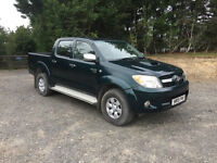 2009 Toyota Hilux HL3 2.5 FSH 1 Previous Owner
