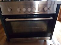 All gas range cooker plus hood for sale £100 buyer collects