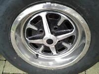 ford rostyle wheels