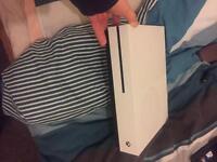 Xbox one s 500gb console white