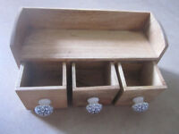 Small spice drawers kitchenalia storage