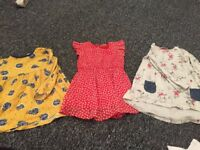 Bundle of girls clothes age 2-4 over 40 items top stores winter/summer