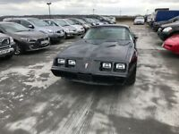 1981 Pontiac Firebird Trans Am turbo T-Top Smokey the bandit