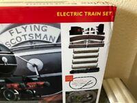 Hornby Flying Scotsman Electric train set 00 Gauge Part No: