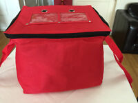 HOT FOOD DELIVERY BAG - AVAILABLE TO BUY FROM EBAY UK