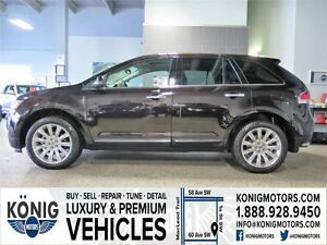 2014 Lincoln MKX Base (NAVIGATION/ BACK UP CAMERA)