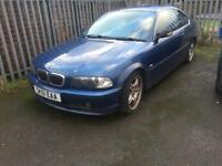 Bmw e46 breaking for parts