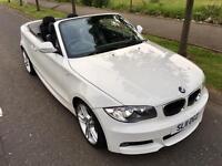 BMW 1 series 120D CONVERTIBLE M SPORT