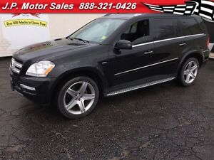 2012 Mercedes-Benz GL-Class 350, Leather, Sunroof, Diesel, AWD