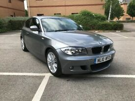 BMW 1SERIES MSPORT REMAPPED (ONLY £30 TAX)