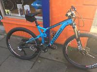 Cannondale Trigger 4 MTB Mountain Bike Upgraded XT Running Gear Stan No Tubes ZTR Wheels XT GROUPSET