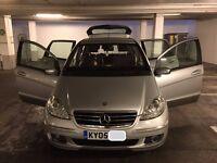 Lady driven Automatic Mercedes Benz 2005 W169 A180Cdi, Avangarde SE Model,Garmin Navigation