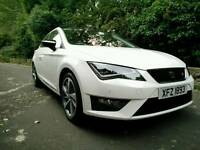SEAT Leon 2.0 TDI CR FR (Tech Pack, Black Pack, Titanium Pack) SportCoupe 3dr (start/stop) 2015