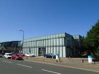 To Let - Existing Office Premises with Storage & Extensive Car Parking