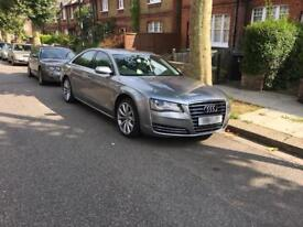 Audi A8 3.0 TDI Quattro 2011 fully loaded. MOT & SERVICE HISTORY Px Mercedes Bmw Land Rover