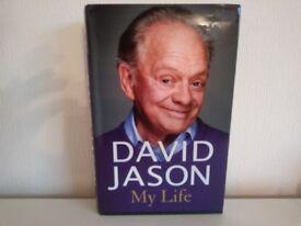David Jason My Life Hardback Book