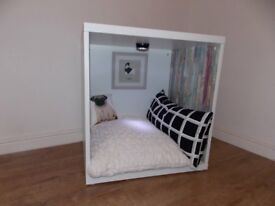 Brand New Cosy Cabin Dog Bed, By Furry-Feet