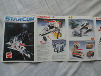 WANTED VINTAGE STARCOM TOYS