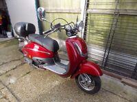 Tamoretti 50cc Moped