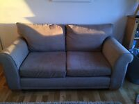 Next two seater sofa for sale