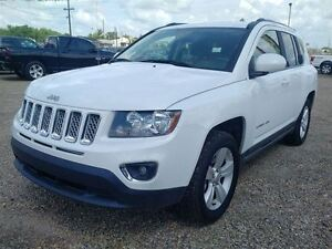 2015 Jeep Compass High Altitude - LEATHER - SUNROOF