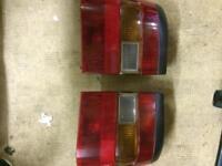 Vauxhall Cavalier Mk3 SRI Tail Lights.