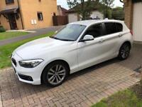 BMW 1 Series 1.5 116D Sports Hatch. 5 doors