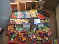 Huge job lot bundle of books great condition