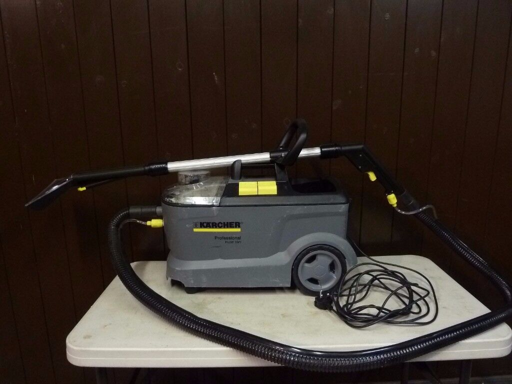 Karcher Professional Puzzi 10/1 Carpet Cleaner - 240v