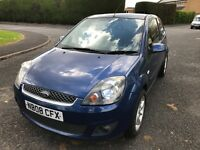 FORd Fiesta Zetec 2008, 1.4 Diesel With Full Service History