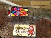 Tin of go go crazy beans
