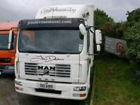 MAN LORRY