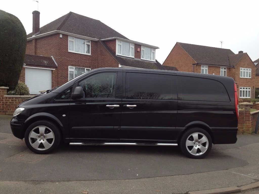 Automatic vito 2 2 diesel 9 seater in hemel hempstead for Mercedes benz 2 seater