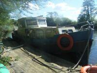 Boat, 'Olga'- 44ft Dutch Kotter - PROJECT