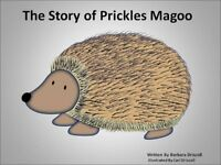 First Edition of The Story of Prickles Magoo by Prickles Books