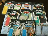 VINTAGE STAR WARS WANTED BY COLLECTOR GOOD PRICES PAID