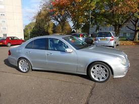 Mercedes E270 CDI AMG