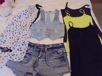 LADIES SIZE 6 BUNDLE OF CLOTHES