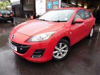 Mazda 3 TS2 3 TS2 (red) 2010