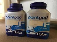 Dulux Paintpod paint / emulsion