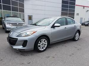 2013 Mazda Mazda3 GS-SKY * BLUETOOTH, HEATED STS, POWER OPTS *