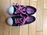 Heelys size 2 - used condition