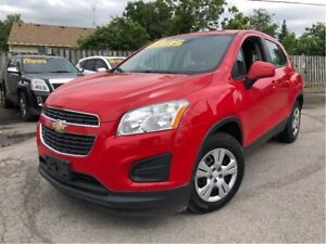 2015 Chevrolet Trax LS TURBO CARGO COVER