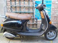PIAGGIO Vespa, ET2. Year 2003. Clean nice for year.