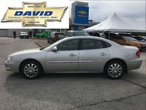 2008 Buick Allure CXL 4DR SEDAN LOADED LEATHER LOCAL TRADE!!