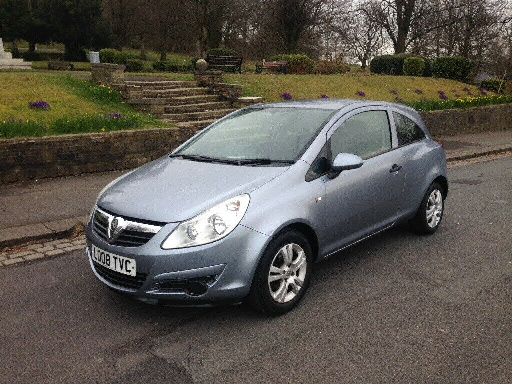 2008 vauxhall corsa 1 2 in church lancashire gumtree. Black Bedroom Furniture Sets. Home Design Ideas
