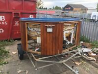 Free Hot tub spa when collected