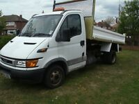 IVECO DAILY 35 S12 SWB DIESEL TIPPER