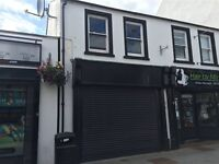 Commercial property to rent, 18 North Street, Carrickfergus